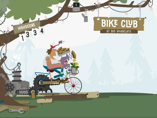 Screenshot #5 for Bike Club