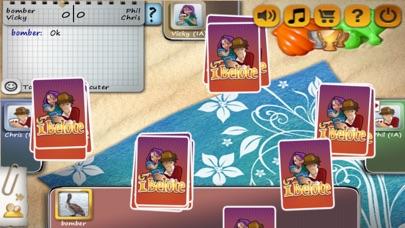 Belote OnlineCapture d'écran de 3