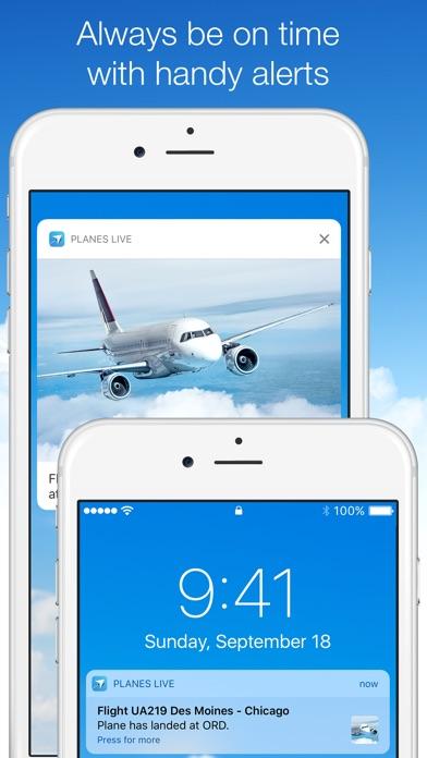 Screenshot #10 for Planes Live - Flight Status Tracker and Radar