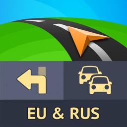 Sygic Europe et Russie: Navigation GPS, Cartes
