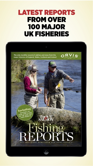 download Trout & Salmon Magazine: the voice of fly fishing apps 0