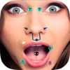 Piercing Photo Editor - Stickers and Beauty Salon