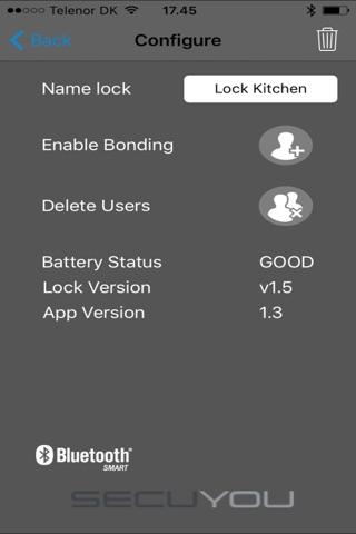 Tap2Unlock screenshot 2