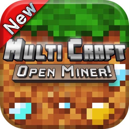 MultiCraft – Open Miner!