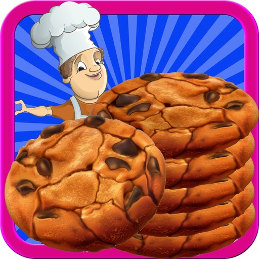 Chocolate Chip Cookies Maker & Bakery Chef