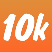 Run 10k - interval training program + stretches