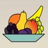 水果貼紙:為您的心臟健康的小吃