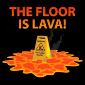 Floor is Lava Challenge Hack Deutsch Coins and Stars (Android/iOS) proof