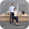 Office Yoga Pilates Exercise Training @ Desk Chair