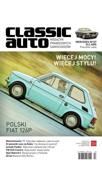 Classicauto screenshot1