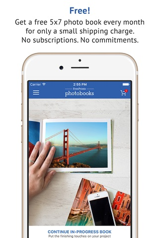 download freeprints photobooks app for iphone and ipad