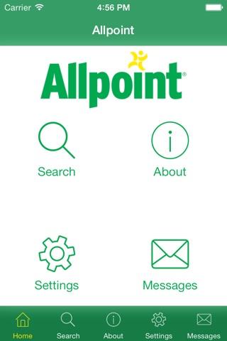 Allpoint® - ATM Locator screenshot 1