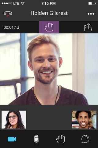 Blackboard screenshot 4