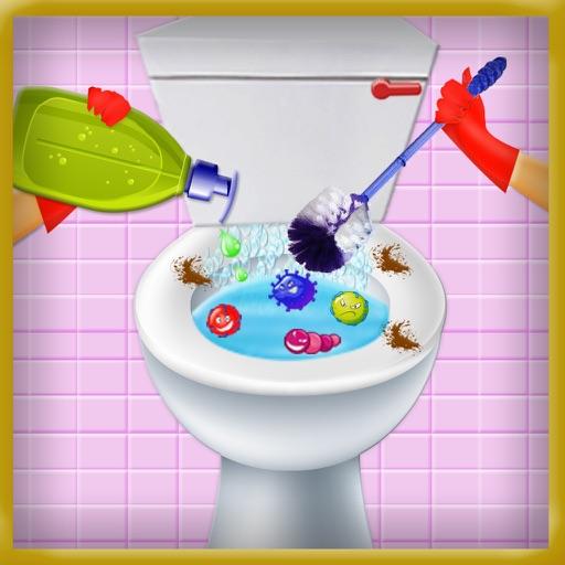 Bagno riparazione pulizia per hassan fareed for Pulizia bagno
