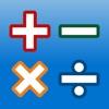 Icône : AB Math, jeux pour les enfants