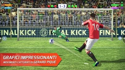 Screenshot of Final Kick3