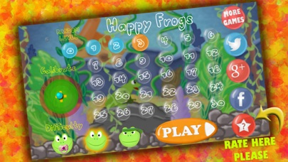 Happy Frogs ! Screenshots