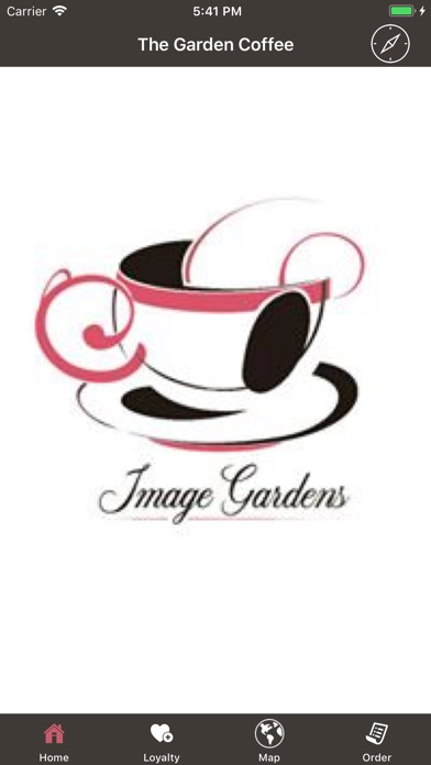The Garden Coffee screenshot 1