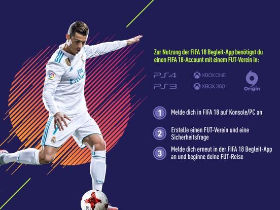 Screenshot 5 EA SPORTS™ FIFA 18 Companion