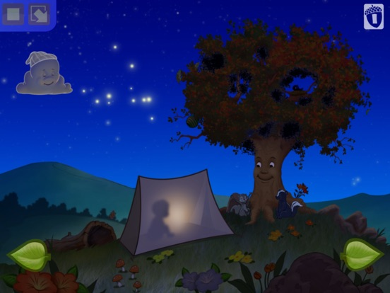 The Tree I See - Storybook Screenshots