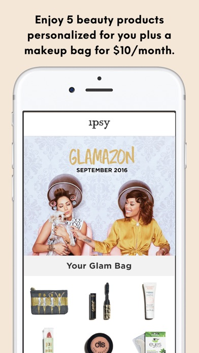 download ipsy - Beauty, products & tips apps 3