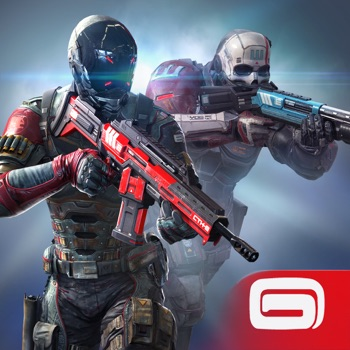 Modern Combat Versus app for iphone