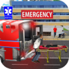 Muhammad Usman Latif - Ambulance Rescue Driver: Survival Mission Game artwork
