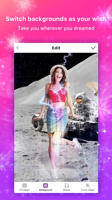 download LIKE -Magic Music Video Editor apps 0