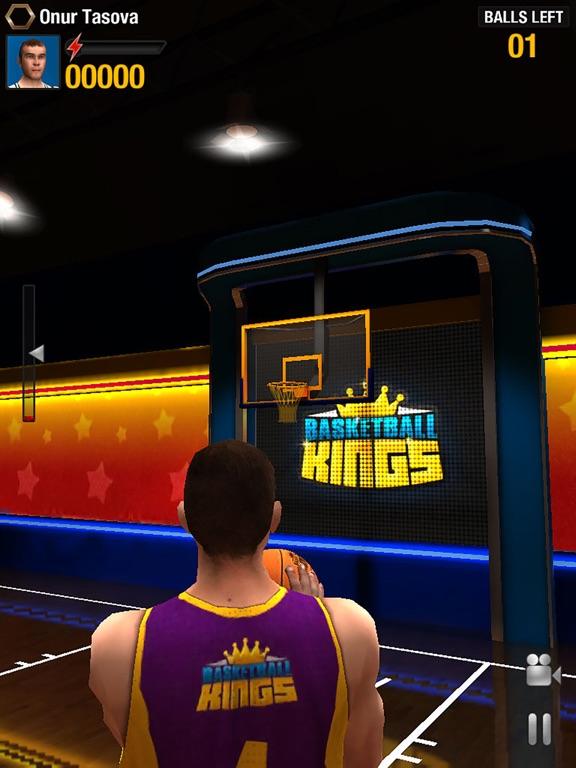 Basketball Kings для iPad