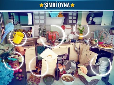 Hidden Objects Messy Kitchen screenshot 3