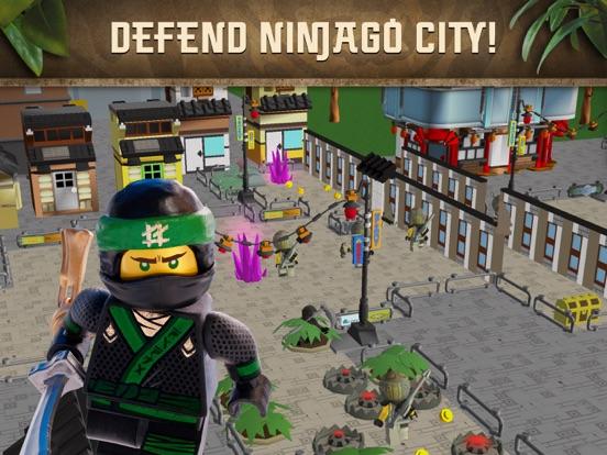 THE LEGO® NINJAGO® MOVIE™ app на iPad