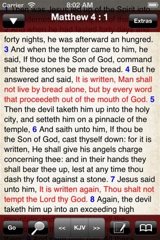 BibleScope screenshot 1