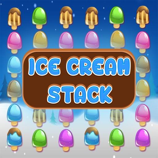 Ice Cream Scoop & Stack