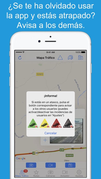 download Trafico NO: Detector de radar apps 3