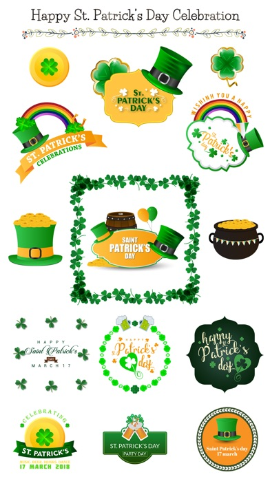 download St.Patrick's Day Sticker apps 1