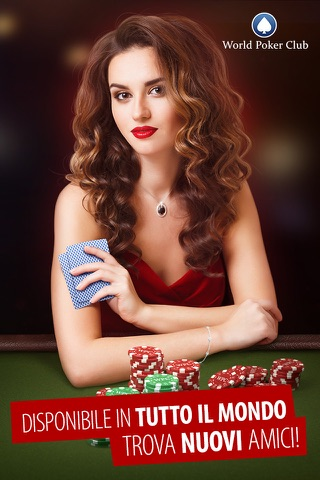 Poker Game: World Poker Club screenshot 1