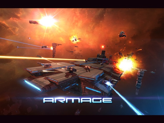 Screenshot #1 for Armage - أبطال المجرة