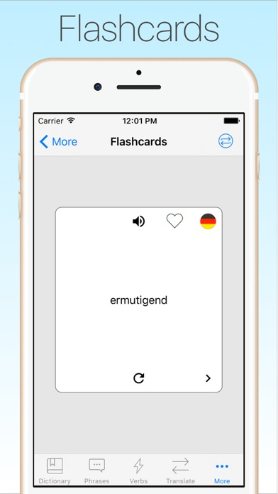 German Dictionary Translator review screenshots