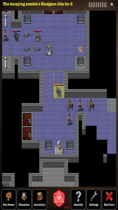 Dungeons of Evermore screenshot 1