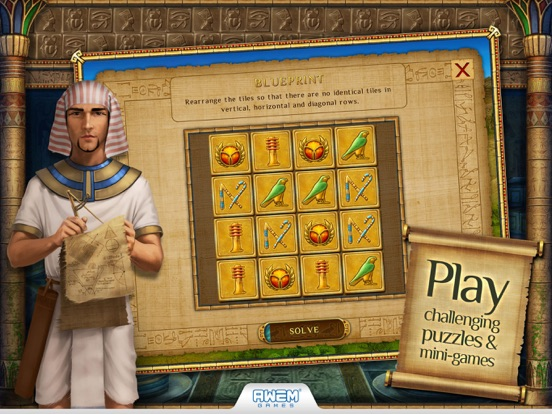 Screenshot #3 for Cradle of Egypt (Premium)