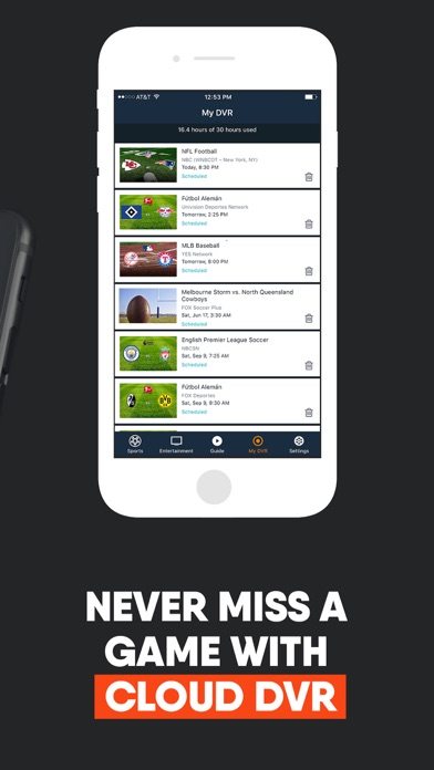 download fuboTV: Watch Live Sports apps 1
