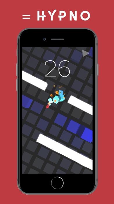 Hypno Arcade Apollo Raumschiff Screenshot