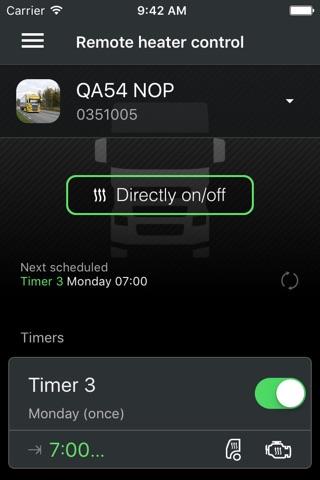 Scania Fleet screenshot 3