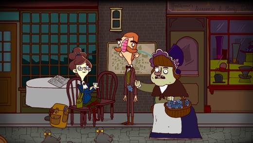 Bertram Fiddle: Episode 2: A Bleaker Predicklement Screenshots
