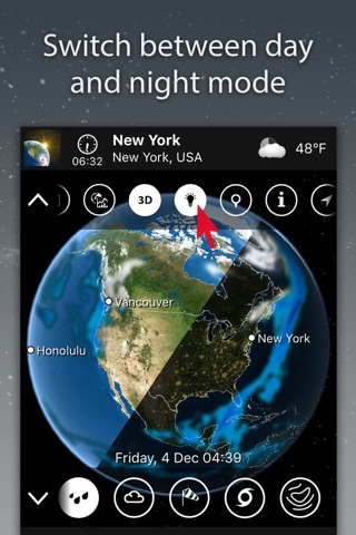 MeteoEarth screenshot 4