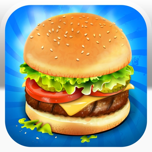 Food Maker Kitchen Cook Games Icon
