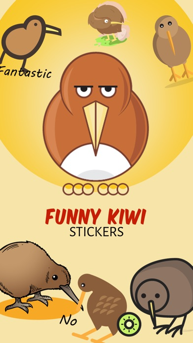 Animated Kiwi Fightless screenshot 1