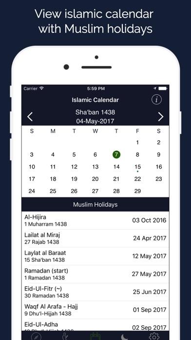 Screenshot of Ramadan 2018 Assistente3