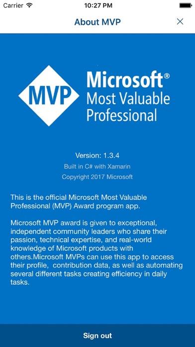 App Shopper: Microsoft MVP Award (Business