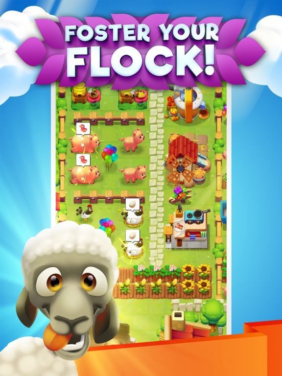 Image of Farm On! - Raise crops & build for iPad